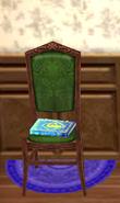 Ornamental Chair - Book