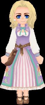 Mayflower- Lilac (Female)