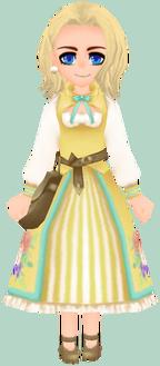 Mayflower- Yellow (Female)