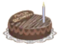 Party cake chocolate