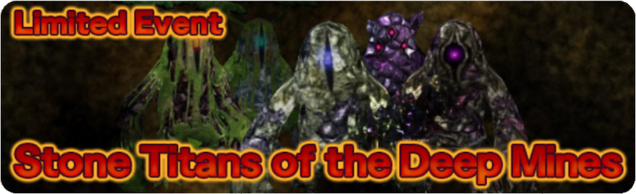 Stone Titans of the Deep Mines