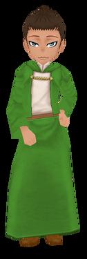 Rank C Orelud Sorcerer M