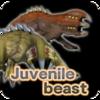 Juvenile beast