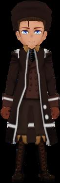 Devon Coat (Male)