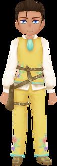 Mayflower- Yellow (Male)