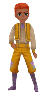 Yellow Autumn Knight M