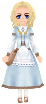 Kukulia Clothes- White (Female)