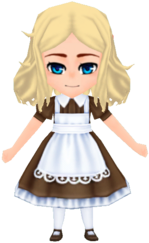 Spring Lugdell Kid's Wear - Br. (Female)