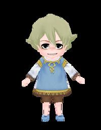 Kukulia Kid's Wear Cerulean m