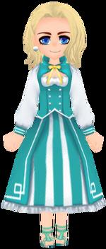 Clean-Cut Marriage Garments (Female)