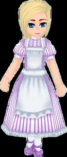 Lugdell Clothes - Violet (Female)