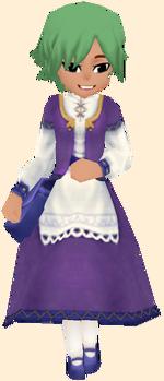 Kukulia Clothes - Violet (Female)