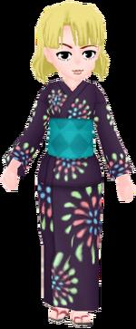 Fireworks Yukata (Female)