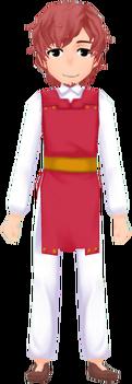 Wakt Region Clothing - Kork (Male)