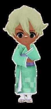 Junior Kimono- Light M