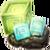 Lucidum stone