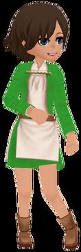 Rank C Olerud Fencer (Female)