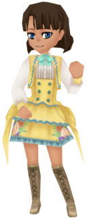 Flower Knight - Yellow (Female)
