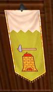 Ornate Banner - Dhorme