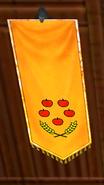 Ornate Banner - Farm