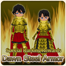 Dawn Steel Armor