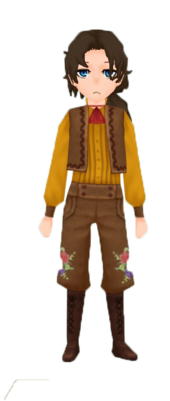 Brown Autumn Knight