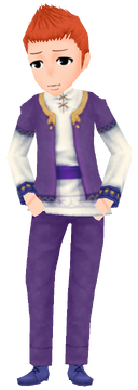 Kukulia Clothes - Violet (Male)