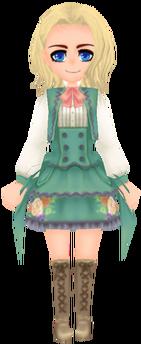 Flower Knight- Mint (Female)