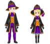 Wizard Halloween Costume