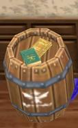 Empty Barrel - Books