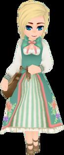 Mayflower - Mint (Female)