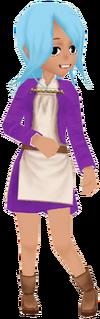 Rank A Olerud Fencer (Female)