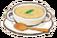 Poto potato soup