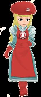 Kukulia Knight Mail Female