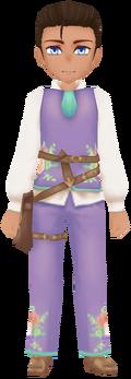 Mayflower- Lilac (Male)