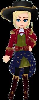 Fabulous Scholar Uniform (Female)
