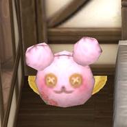 Pink Jumbo Stuffed Ihm
