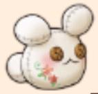 Stuffed ihm toy