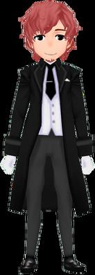 Butler-Maid Uniform (Male)