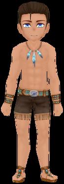 Ethnic Swimwear (Male)
