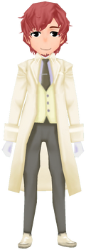 Lugdell Clothes - Plain (Male)