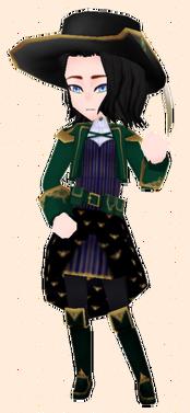 Blue Scholar Uniform Female