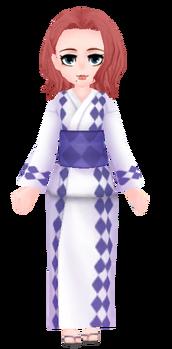 Roselle Yukata F
