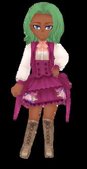 Flower Knight-Pink F