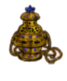 Sapphire Censer