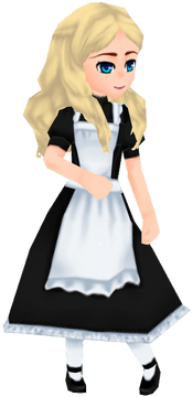 Butler-Maid Uniform (Female)