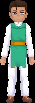 Wakt Region Clothing - Mida (Male)