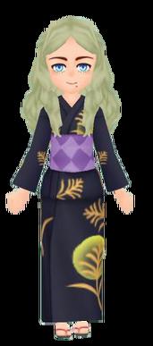 Harvest Moon Yukata f