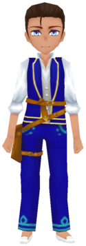 Vibrant Citizen's Clothing (Male)