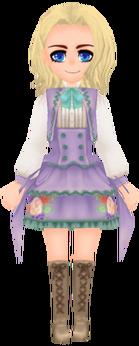 Flower Knight- Lilac (Female)